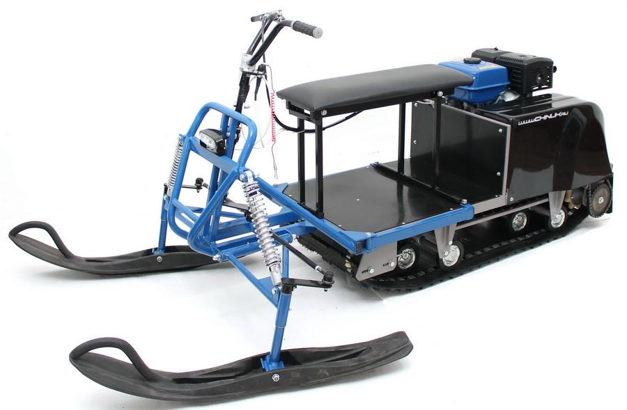 Как сделать лыжный модуль для мотобуксировщика своими руками
