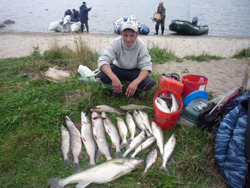 белозерский рыбак
