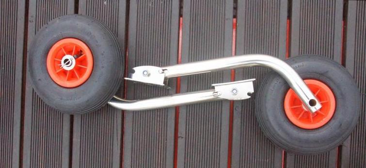 транцевые колеса ремонт