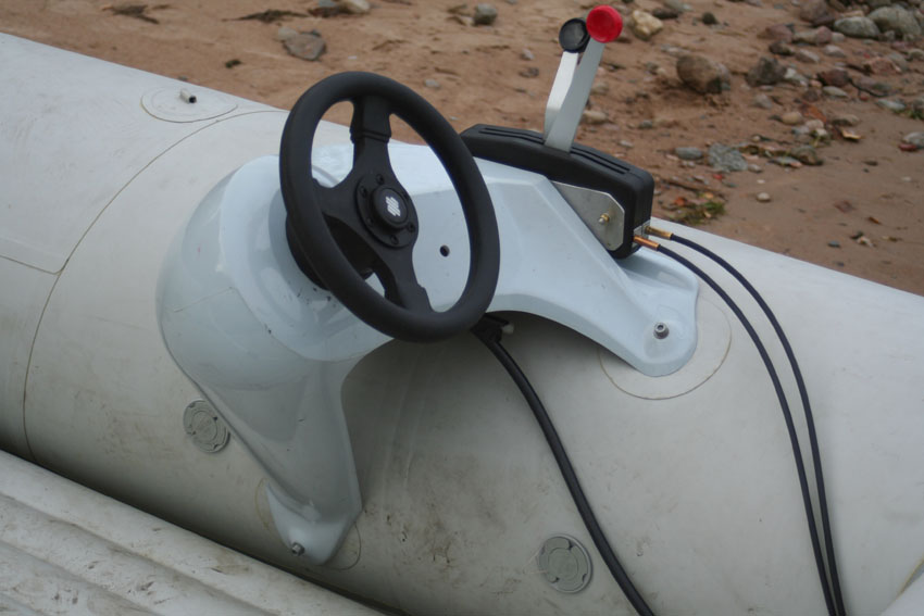 Рулевые консоли для лодок пвх