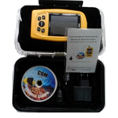 подводная видеокамера для рыбалки сом